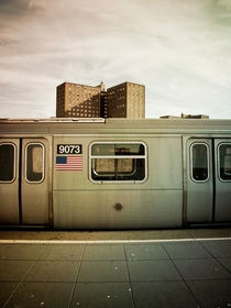 Train to coney island by Darren Martin