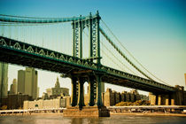 Manhattan Bridge von Darren Martin