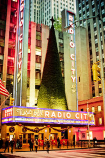 Radio City Music Hall von Darren Martin