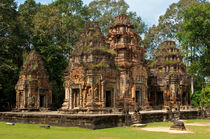 Preah Ko Tempel, Kambodscha / Preah Ko temple, Cambodia by gfc-collection