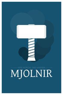 Mjolnir by Thibault Rouquet