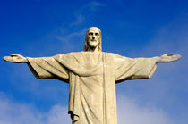 Christus-Skulptur, Rio de Janeiro, Brasilien von gfc-collection