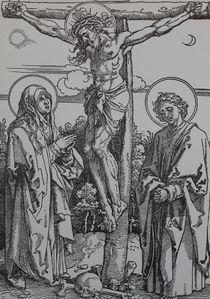 0437s - Kreuzigung - Crucifixion von stiche. biz
