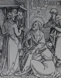 0748s - Christus mit Maria Magdalena von stiche. biz