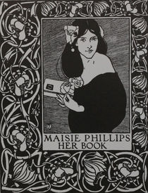 0872s - Maisie Phillips - her Book von stiche. biz