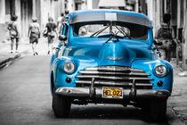 Los Vehículos Cubanos II von Marcus A. Hubert