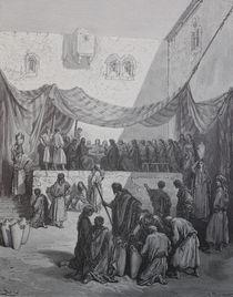 9419s - Die Hochzeit zu Kana - The Wedding at Cana  von stiche. biz