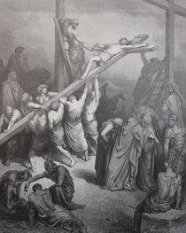 9443s - Die Kreuzerhöhung - The Exaltation of the Cross von stiche. biz