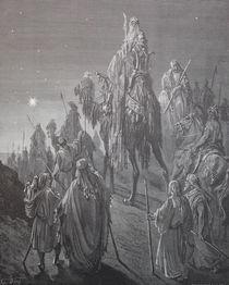 9457s - Der Stern der Weisen - The Star of the Magi von stiche. biz