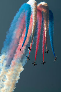 The Red Arrows by Steve H Clark Photography
