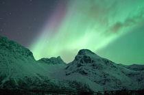 Aurora Borealis V von Angela Dieckmann