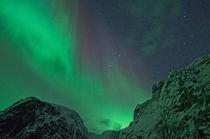 Aurora Borealis VI von Angela Dieckmann