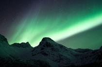 Aurora Borealis VIII von Angela Dieckmann