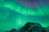 Aurora Borealis VII von Angela Dieckmann