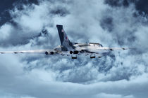Avro Vulcan Bomber XH558 by James Biggadike