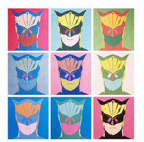 Andy Warhol's Nite Owl by carabarts