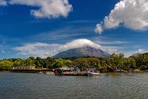 Moyogalpa / Volcán Concepción | Moyogalpa / Concepción Volcano by mg-foto