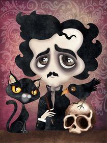 Edgar Poet by Sandra Vargas