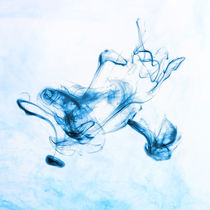 blue ink  von photoplace
