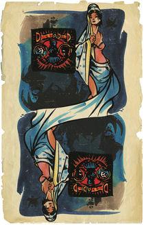 Dylan Card 3 von Mychael Gerstenberger