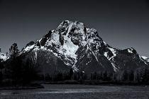 Grant Teton, Teton N.P. by Ken Dvorak