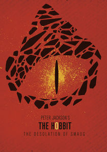 The Hobbit: The Desolation of Smaug von carabarts