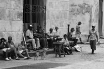 Habana streetlife von Michael Neuneier