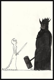 Morgoth and the F-Elf von dieroteiris