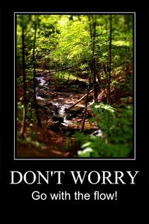 Don't Worry by Sabine Cox