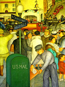 The US MAIL gets Delivered by Joseph Coulombe