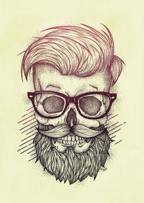Hipster is Dead von Mike Koubou