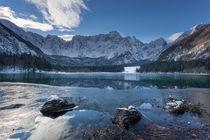 lago di Fusine IV von Bor Rojnik