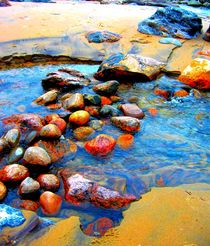 Beach Flow by Sabine Cox