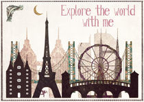 explore the world with me von Sybille Sterk