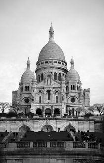 Basilika Sacré-Cœur  by Bastian  Kienitz