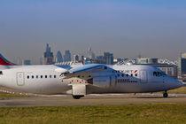 Avro RJ85 Jet London von David Pyatt
