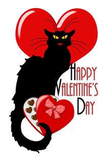 Le Chat Noir Valentine von gravityx9