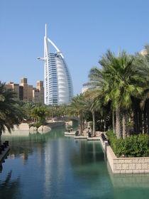 Burj al Arab Dubai by Tobias Hust