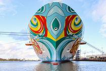 Cruise Liner Norwegian Getaway  von madle-fotowelt