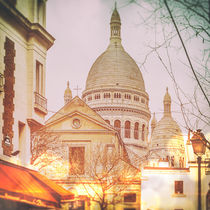 Basilica of the Sacré-Coeur by jaysanstudio
