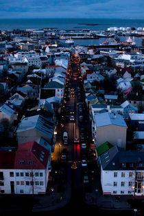 Reykjavik by Hannah Flint