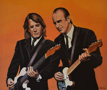 The Status Quo painting by Paul Meijering