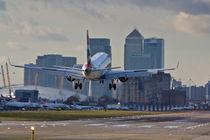 British Airways London by David Pyatt