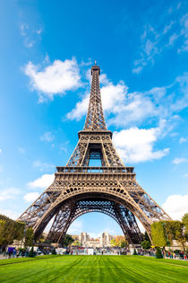 Eiffelturm, Paris von davis