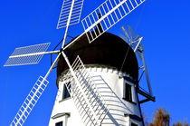 Windmühle - Windmill Germany von Eddie Scott