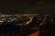 Graz City at Night by robert-boss