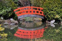 Asiatische Brücke von Michael Ebardt