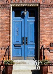 Blue Door von Jon Woodhams