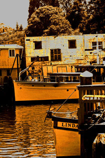 Old-boats-on-the-california-coast