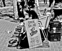 Shoe Shine by Joseph Coulombe